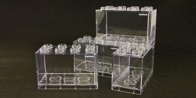 KYOSHO 1/64scale Brick case 64 4pcs/set  [No.02077]