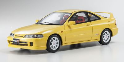 OttO mobile 1/18scale Honda Integra Type R DC2 Yellow [No.OTM717]
