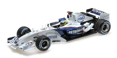 MINICHAMPS 1/18scale SAUBER BMW C24B – NICK HEIDFELD – F1 TEST VALENCIA FEBRUARY 2006  [No.100060902]