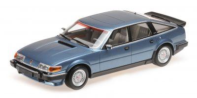 MINICHAMPS 1/18scale ROVER VITESSE 3.5 V8 – 1986 – BLUE METALLIC  [No.107138400]