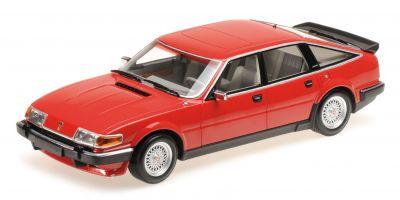 MINICHAMPS 1/18scale ROVER VITESSE 3.5 V8 – 1986 – RED  [No.107138401]