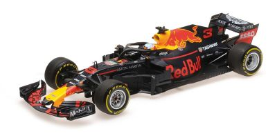 MINICHAMPS 1/18scale ASTON MARTIN RED BULL RACING TAG-HEUER RB14 - DANIEL RICCIARDO - 2018  [No.110180003]