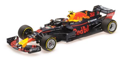 MINICHAMPS 1/18scale ASTON MARTIN RED BULL RACING TAG-HEUER RB14 - MAX VERSTAPPEN - 2018  [No.110180033]