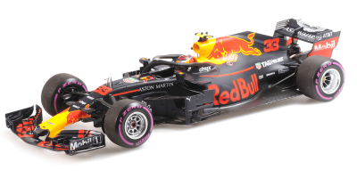MINICHAMPS 1/18scale ASTON MARTIN RED BULL RACING TAG-HEUER RB14 – MAX VERSTAPPEN WINNER MEXICO GP 2018  [No.110181933]