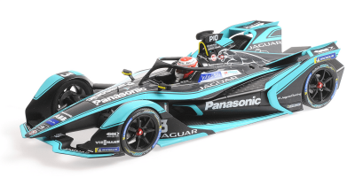 "MINICHAMPS 1/18scale Formula E Season 5 ""Panasonic Jaguar Racing"" Nelson Pique JR.  [No.114180003]"