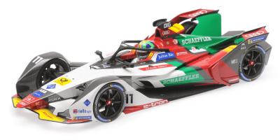 "MINICHAMPS 1/18scale Formula E Season 5 ""Audi Sport Apt Schaeffler"" Lucas Di Grassi  [No.114180011]"