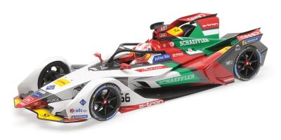 """MINICHAMPS 1/18scale Formula E Season 5 """"Audi Sport Apt Schaeffler"""" Daniel Apt  [No.114180066]"""