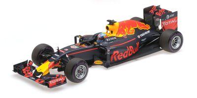 MINICHAMPS 1/18scale RED BULL RACING TAG HEUER RB12 – DANIEL RICCIARDO – 1ST POLE POSITION MONACO GP 2016  [No.117160103]