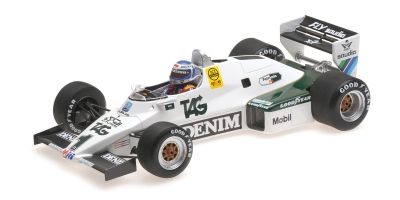 MINICHAMPS 1/18scale WILLIAMS FORD FW08C – KEKE ROSBERG – 1983  [No.117830001]