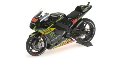 MINICHAMPS 1/12scale YAMAHA YZR-M1 – MONSTER YAMAHA TECH3 – BRADLEY SMITH – MOTOGP 2014  [No.122143038]