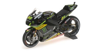 MINICHAMPS 1/12scale YAMAHA YZR-M1 – MONSTER YAMAHA TECH3 – POL ESPARGARO – MOTOGP 2014  [No.122143044]