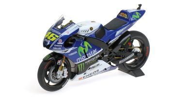 MINICHAMPS 1/12scale Yamaha YTZ-M1 YAMAHA FACTORY RACING V. Rossi Moto GP 2014  [No.122143046]