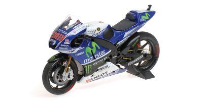MINICHAMPS 1/12scale YAMAHA YZR-M1 – YAMAHA FACTORY RACING – JORGE LORENZO – MOTOGP 2014  [No.122143099]