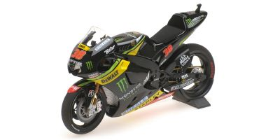 MINICHAMPS 1/12scale YAMAHA YZR-M1 – MONSTER YAMAHA TECH3 – BRADLEY SMITH – MOTOGP 2015  [No.122153038]