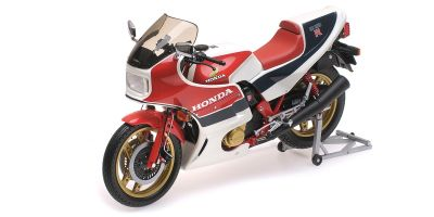 MINICHAMPS 1/12scale HONDA CB1100R – (RC II) – 1982 – WHITE/BLUE  [No.122161701]