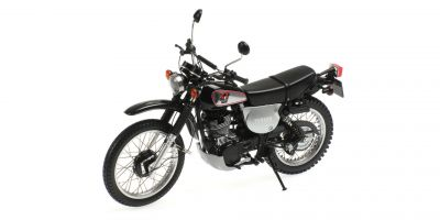 MINICHAMPS 1/12scale Yamaha XT 500 (1988) Black  [No.122163305]
