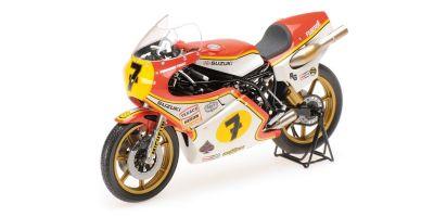 MINICHAMPS 1/12scale SUZUKI RG 500 – BARRY SHEENE – WORLD CHAMPION GP 500 1977  [No.122770007]