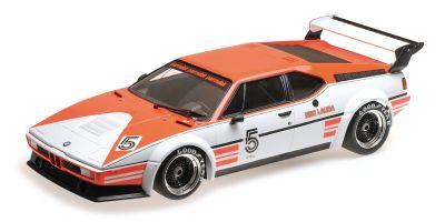"MINICHAMPS 1/12scale BMW M1 Procar ""PROJECT FOUR RACING"" Niki Lauda Procar Series 1979  [No.125792905]"