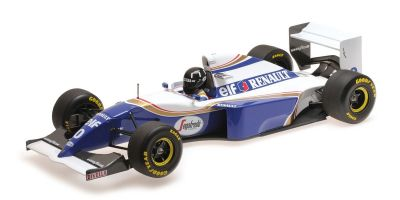 MINICHAMPS 1/12scale WILLIAMS RENAULT FW16 – DAMON HILL – 1994  [No.127941200]
