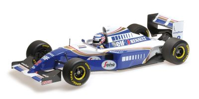 MINICHAMPS 1/12scale WILLIAMS RENAULT FW16 – NIGEL MANSELL – F1 COME BACK FRENCH GP 1994  [No.127941202]