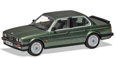 CORGI 1/43scale BMW (E30) 323i Platanus Green  [No.CGVA13802]