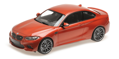 MINICHAMPS 1/18scale BMW M2 Competition 2019 Orange Metallic  [No.155028004]