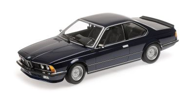 MINICHAMPS 1/18scale BMW 635 CSI - 1982 - BLUE METALLIC  [No.155028101]