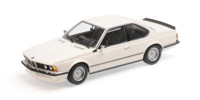 MINICHAMPS 1/18scale BMW 635 CSI - 1982 - WHITE  [No.155028102]