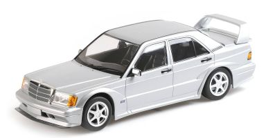 MINICHAMPS 1/18scale Mercedes Benz 190E 2.5-16 EVO 2 Silver  [No.155036101]