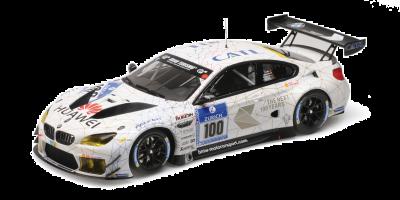 MINICHAMPS 1/18scale BMW M6 GT3 #100 Nürburgring 24h2016  [No.155162611]