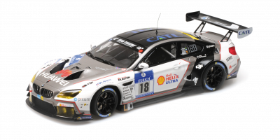 MINICHAMPS 1/18scale BMW M6 GT3 #18 Nürburgring 24h2016  [No.155162618]