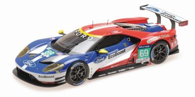 "MINICHAMPS 1/18scale Ford GT ""CHIP GANASSI RACING USA"" BRISCOE / WESTBROOK / DIXON 24h Le Mans 2016  [No.155168669]"