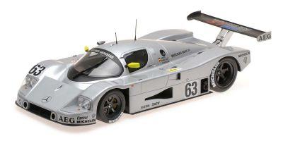 MINICHAMPS 1/18scale Sauber Mercedes C9 MASS / REUTER / DICKENS 24h Le Mans Winners 1989  [No.155893563]