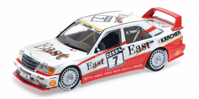 MINICHAMPS 1/18scale M Benz 190E 2.5-16 EVO2 # 7 / DTM1991  [No.155913607]