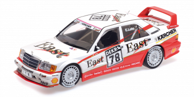 MINICHAMPS 1/18scale M Benz 190E 2.5-16 EVO2 # 78 / DTM1991  [No.155913678]