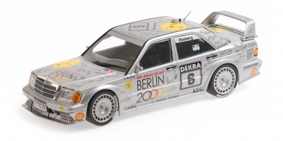 "MINICHAMPS 1/18scale Mercedes Benz 190E 2.5-16 EVO 2 ""TEAM AMG-MERCEDES"" Keke Rosberg # 6 DTM 1992  [No.155923606]"