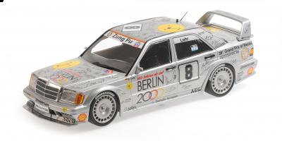 "MINICHAMPS 1/18scale Mercedes Benz 190E 2.5-16 EVO 2 ""ZUNG FU"" ELLEN LOHR # 8 Macau Gear Circuit Race 1992  [No.155923608]"