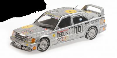 """MINICHAMPS 1/18scale Mercedes Benz 190E 2.5-16 EVO 2 """"ZUNG FU"""" BERND・SCHNEIDER # 10 Macau Gear Circuit Race 1992  [No.155923610]"""