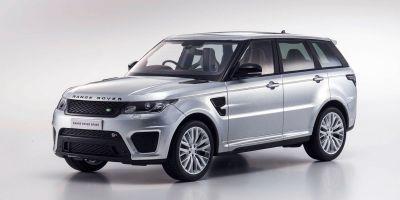 OUSIA 1/18scale Range Rover Sport SVR Silver  [No.KSC09542S]