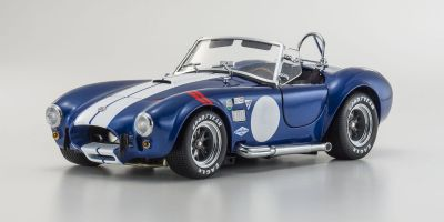 KYOSHO 1/18scale Shelby Cobra 427S/C Blue/Red Line [No.KS08045BLR]