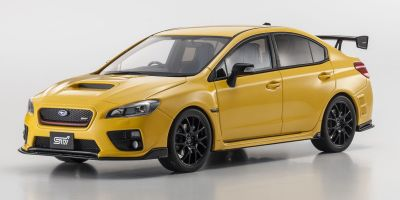 SAMURAI 1/18scale S207 NBR Challenge Package Yellow Edition [No.KSR18021Y]