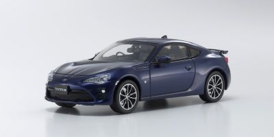 KYOSHO 1/43scale Toyota 86 GT-Limited 2016 Azurite Blue  [No.KS03895BL]
