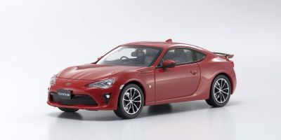 KYOSHO 1/43scale Toyota 86 GT-Limited 2016 Pure Red  [No.KS03895R]
