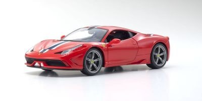 Bburago 1/18scale フェラーリ 458 スペチアーレ Red [No.18-16002R]