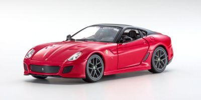 Bburago 1/24scale 599 GTO (Red) Race & Play Series  [No.18-26019R]