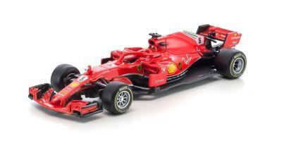 Bburago 1/43scale Ferrari SF71H #5 2018 Sebastian Vettel   [No.18-36809V]