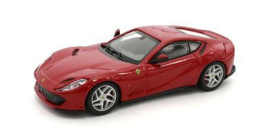 Bburago 1/43scale Ferrari 812 Super First (Red)  [No.18-36908R]