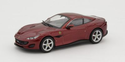 Bburago 1/43scale FERRARI PORTFINO  (Red) Signature series  [No.18-36909R]