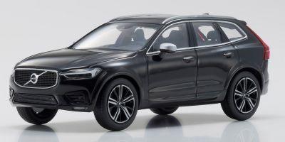 KYOSHO ORIGINAL 1/43scale Volvo XC60 Black  [No.KS03672BK]