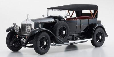KYOSHO ORIGINAL 1/18scale Rolls-Royce Phantom I Black  [No.KS08931BK]